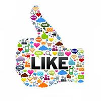 Реклама в социальных сетях Facebook  Вконтакте
